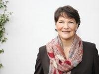 Barbara Dubiel står i spidsen for ny læsekreds, der dyrker tysk sprog og kultur. Foto: Næstved Bibliotek