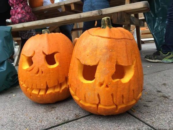 Halloween i Næstved City