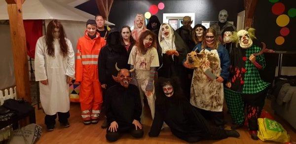 Halloween i Tappernøje