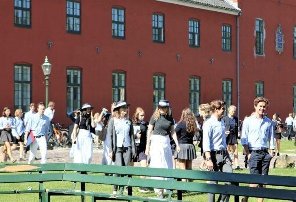 Åbent hus på Herlufsholm Skole