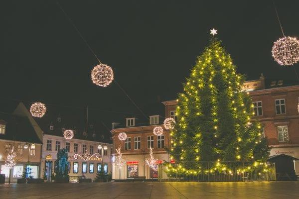Julen begynder i Næstved City