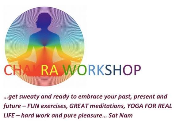 Chakra Workshop - Kundalini Yoga
