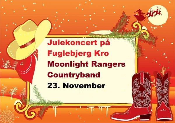 Julekoncert på Fuglebjerg Kro