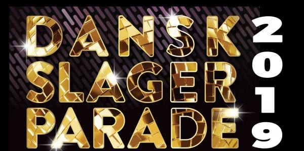 Dansk Slager Parade 2019