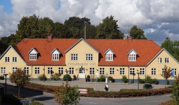 Skal Fuglebjerg Kro stå for nytårsmenuen?