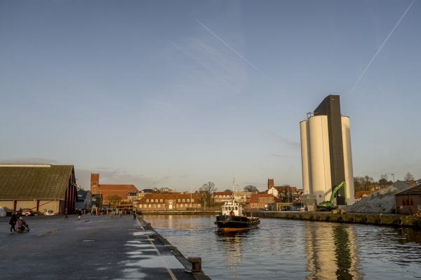 Byudvikling: Ny bydel på Næstved Havn