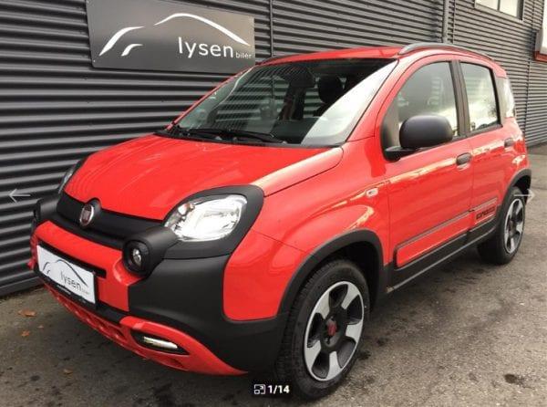 Ny Fiat hos Lysen Biler