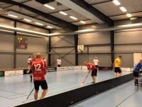 Foto: HG/Næstved Dragons Floorball