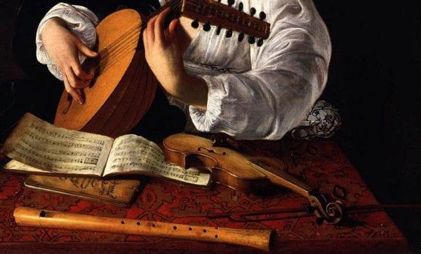 Andagt med musik fra den tidlige barok