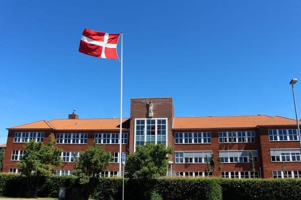 Orienteringsaften på Næstved Gymnasium og HF