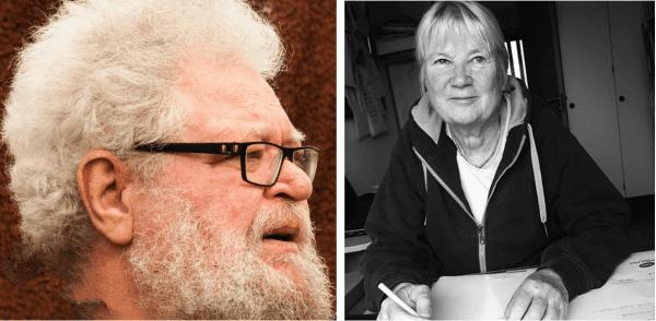 Ord på biblioteket – mød to lokale forfattere