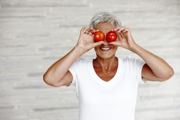 Slankekure i januar gavner både syn og sideben