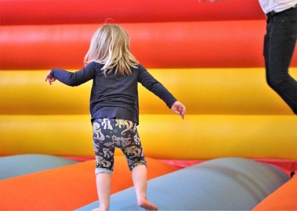 Næstved Legeland - et slaraffenland for børn