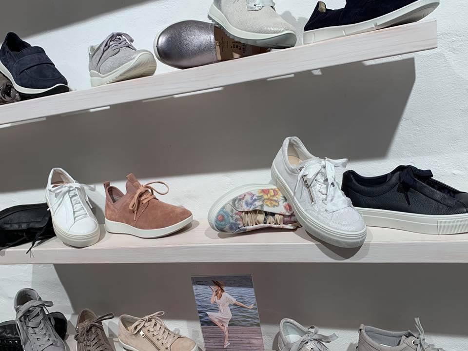 c95e0e0b1d5 Kom og se Villek Skos forårssortiment, og find dine næste par sko. Foto:  Villek Sko.