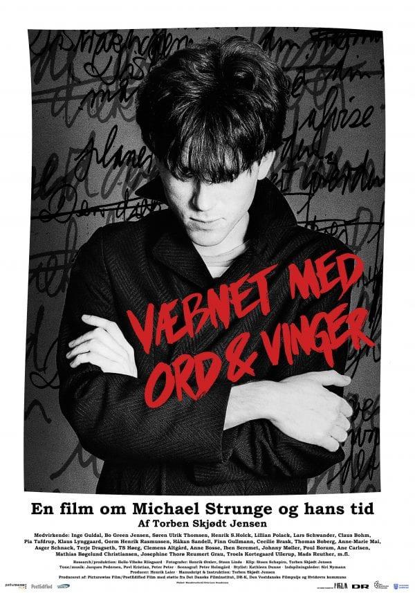 VÆBNET MED ORD & VINGER - film om Michael Strunge