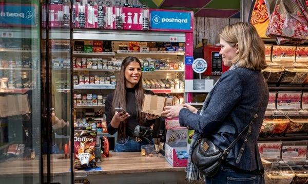 PostNord åbner endnu et pakkeudleveringssted i Næstved