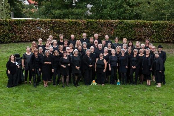Sommerkoncert med Suså Gospelkor
