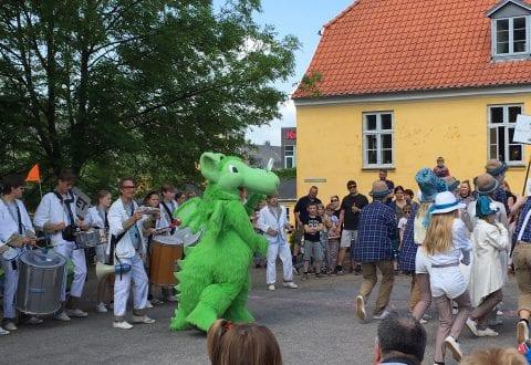 Foto: Grønnegades Kaserne Kulturcenter