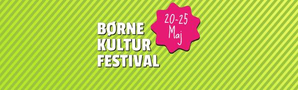 Børnekulturfestivalen indtager hele Næstved Kommune