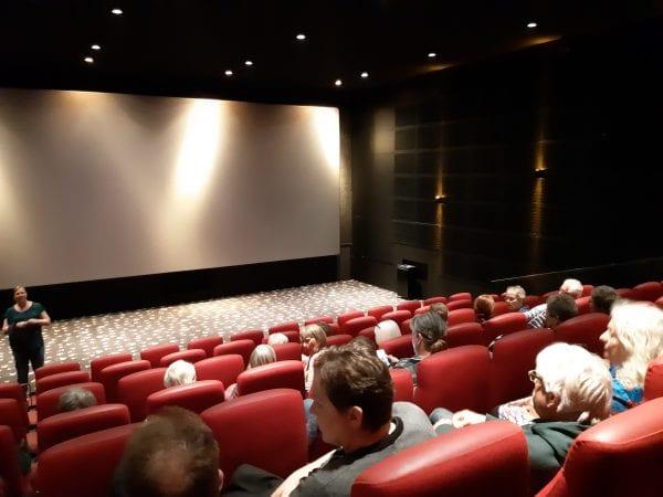 Flot premiere på Brød, Bog og Bio i Nordisk Film Biografer Næstved