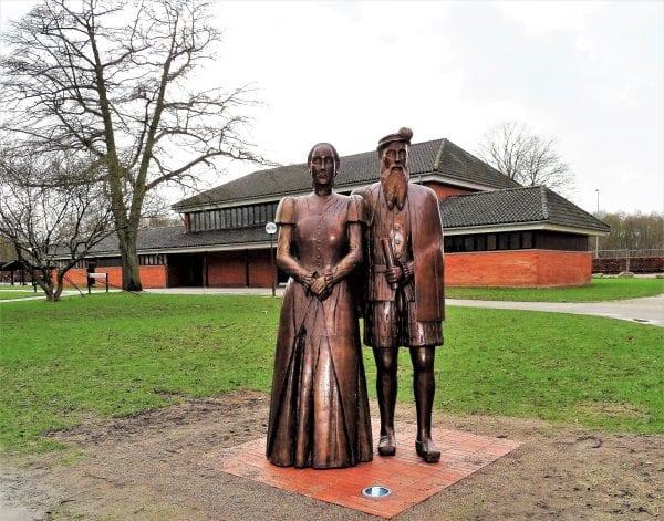 Birgitte og Herluf
