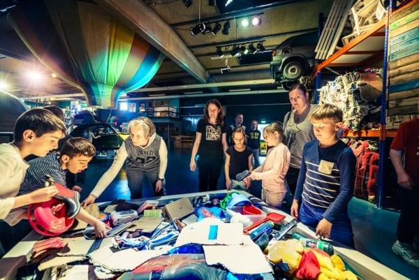 Besøg YderZonen i sommerferien og lær om affald