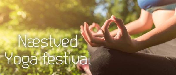 Næstved Yoga Festival inviterer til International Yoga Dag