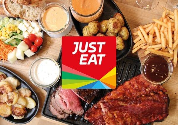 Nyhed: Bestil din take-away fra Flammen hos Just Eat