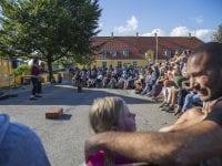 Glæd dig til Street Cut 2019. Foto: Grønnegades Kaserne Kulturcenter.
