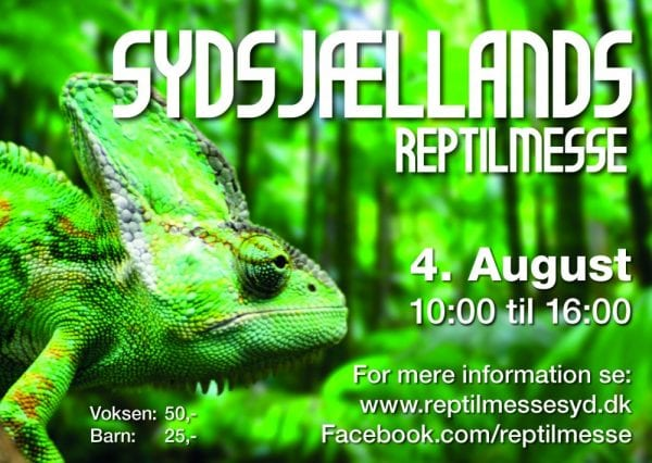 Sydsjællands Reptilmesse