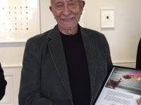 Sidste år blev Grundtvig-Marie Prisen givet til Jan Kiowsky, der i Næstved er kendt som primus motor for Grafisk Værksted.