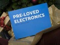 Blue City køber og sælger brugt elektronik med 14 dages returret og 2 års garanti. Pressefoto.