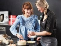 Fuglebjerg-bager med kage fra Bagedysten