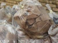 Tekstilindsamling på seks genbrugspladser