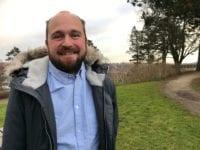 Pressefoto: Ole Hilden er ny erhvervsplaymaker i Faxe og Næstved Kommuner.