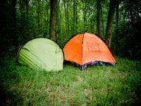 Fri teltning, foto: Friluftsrådet